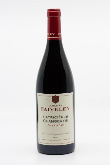 Domaine Faiveley - Latricières Chambertin Grand Cru 2018