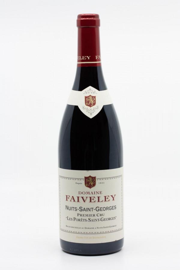 Domaine Faiveley - Nuits Saint Georges 1er Cru Les Porets Saint Georges 2018