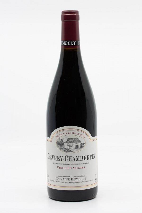 Humbert Frère - Gevrey Chambertin Vielles Vignes 2015