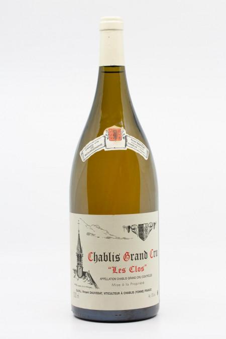 Vincent Dauvissat - Chablis Grand Cru Les Clos 2011