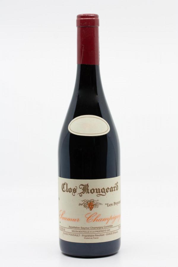 Clos Rougeard - Saumur Champigny Poyeux 2002