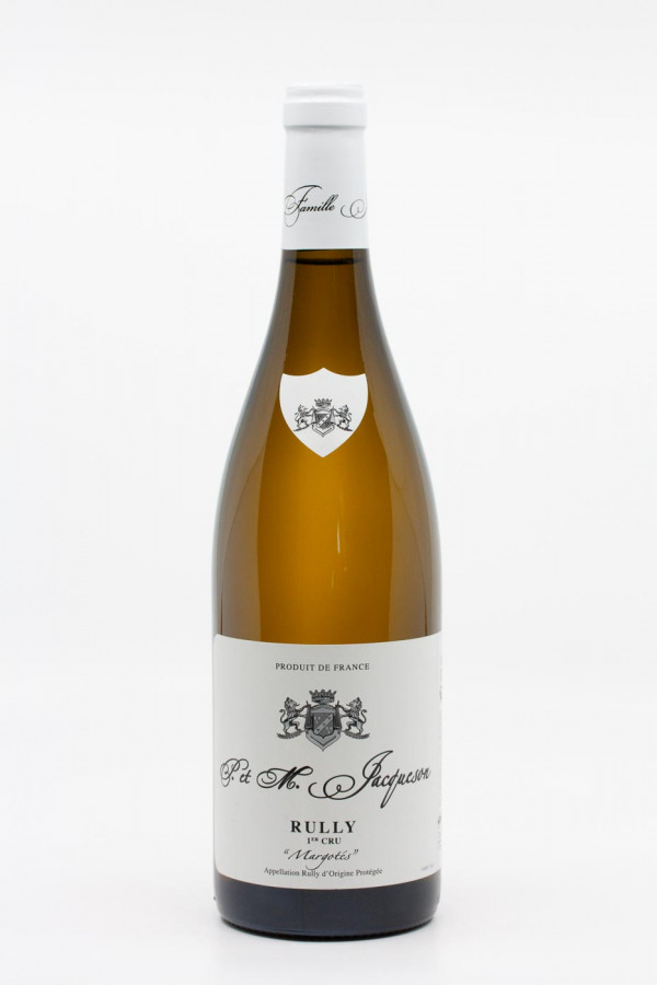 Paul jacquesson - Rully 1er Cru Les Margotes 2016