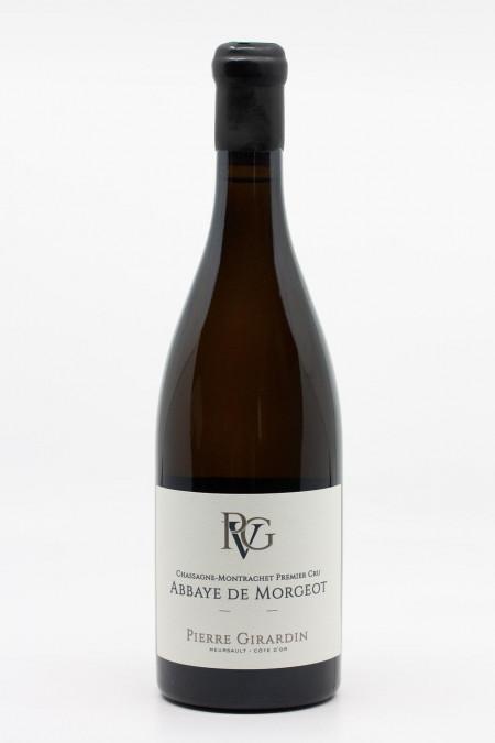 Pierre Girardin - Chassagne Montrachet 1er Cru Abbaye de Morgeot 2018