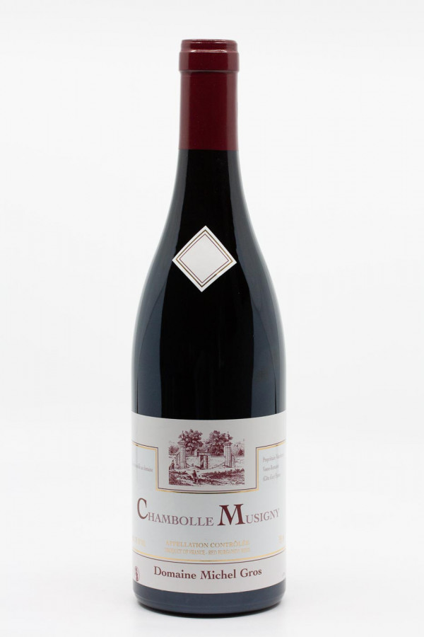 Michel Gros - Chambolle Musigny 2018