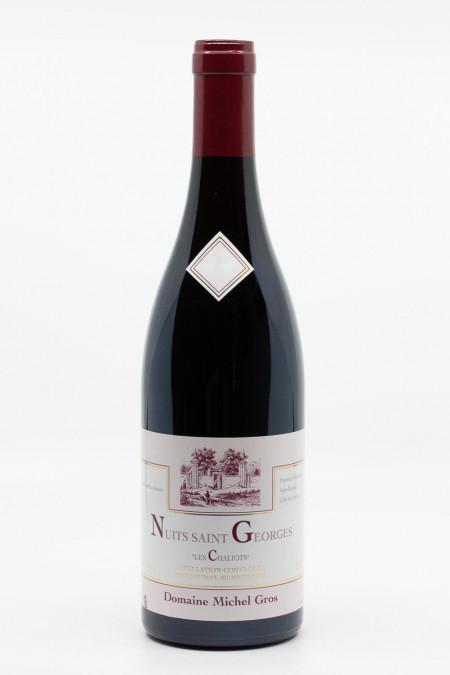Michel Gros - Nuits Saint Georges Les Chaliots 2017
