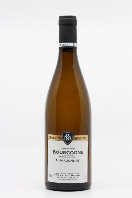 Ballot Millot - Bourgogne Chardonnay 2017
