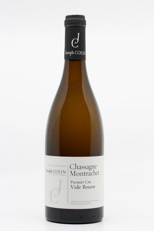 Joseph Colin - Chassagne Montrachet 1er Cru Vide Bourse 2018