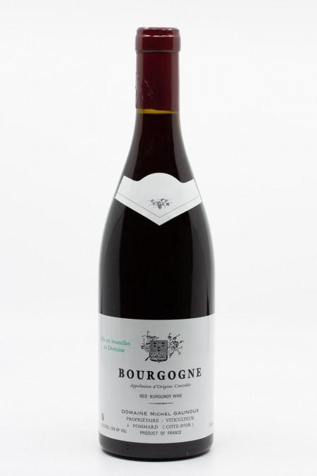 Michel Gaunoux - Bourgogne 2017