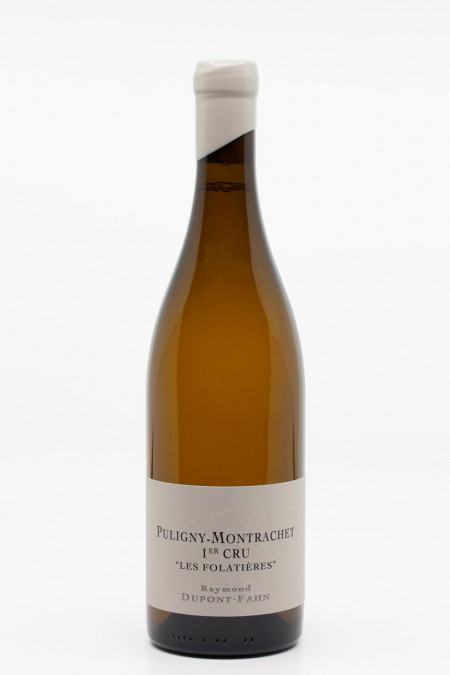 Raymond Dupont Fahn - Puligny-Montrachet 1er Cru Les Folatières 2018