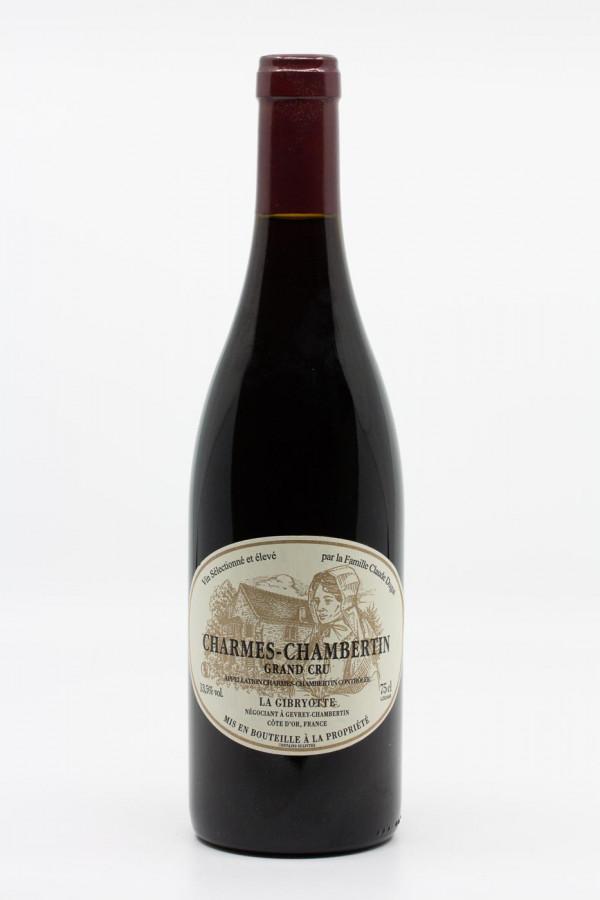 Gibryotte Claude Dugat - Charmes Chambertin Grand Cru 2013