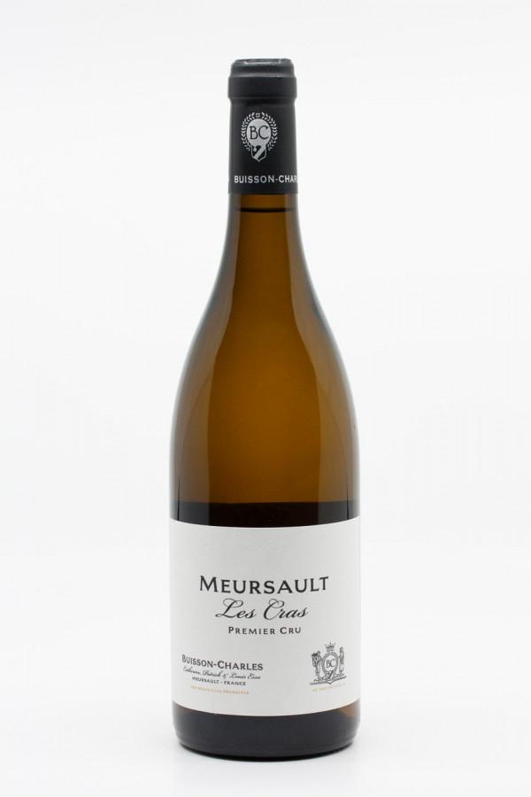Buisson-Charles : Meursault 1er Cru Cras 2019