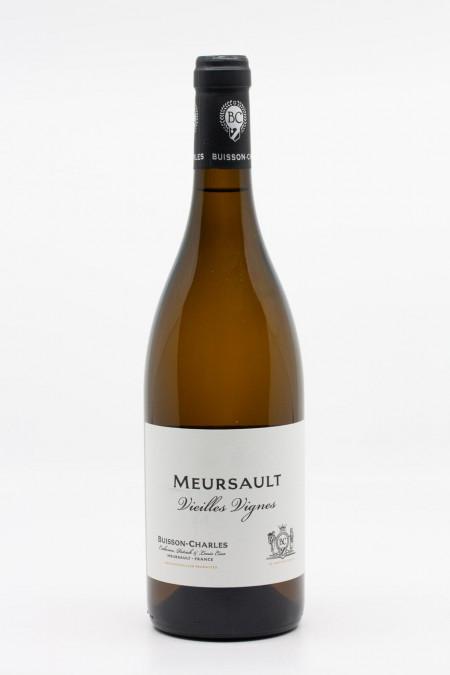 Buisson-Charles : Meursault Vielles Vignes 2018