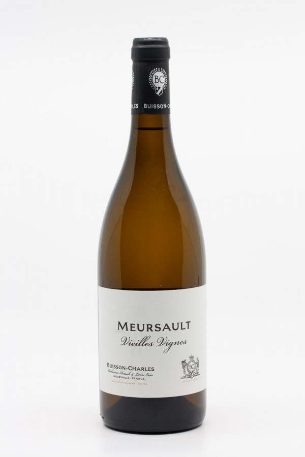 Buisson-Charles : Meursault Vielles Vignes 2019
