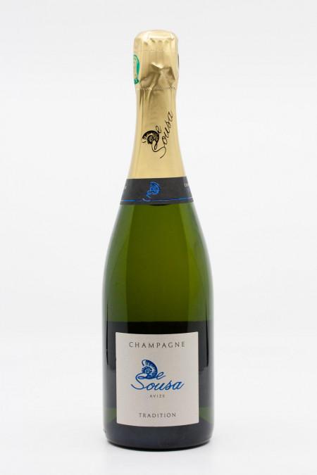 De Souza - Champagne Brut Tradition Avize