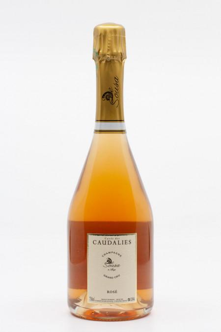 De Souza - Champagne Brut Grand Cru Cuvée des Caudalies Rosé