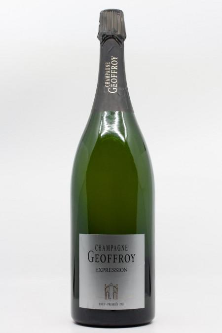 René Geoffroy - Champagne 1er Cru Expression brut NV