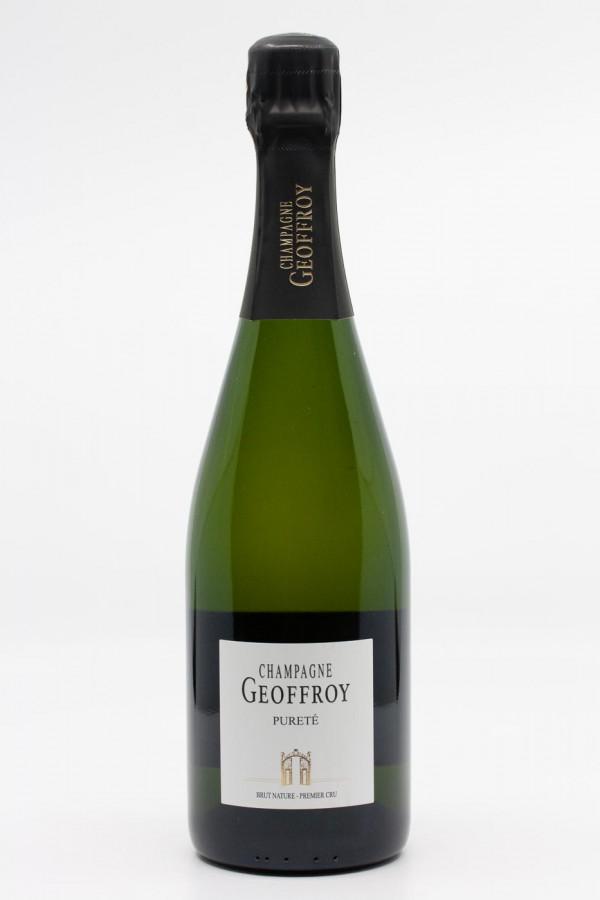 champagne 1er Cru Pureté non dosé NV