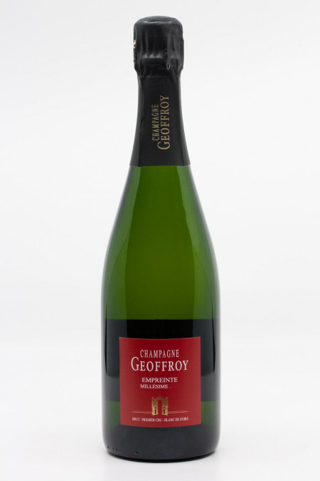 René Geoffroy - Champagne 1er Cru Empreinte Brut Blancs de Noirs 2014