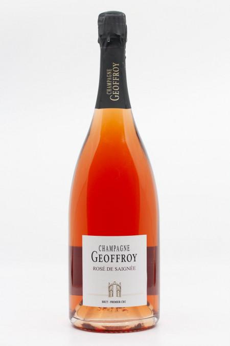 René Geoffroy - Champagne 1er Cru Rosé de Saignée Brut NV