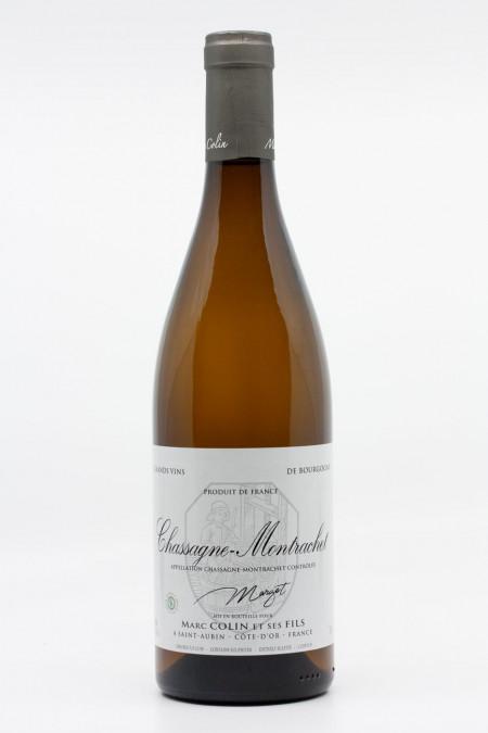 Marc Colin - Chassagne Montrachet Cuvée Margot 2018