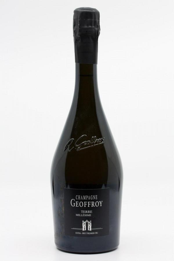 René Geoffroy - Champagne 1er Cru Terre Extra Brut 2008