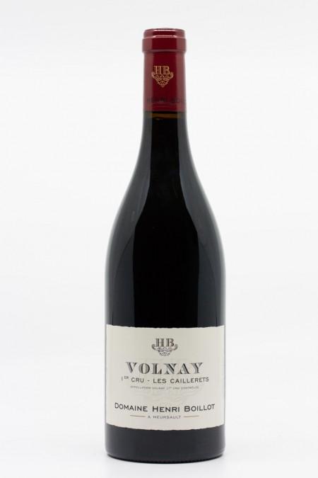 Henri Boillot - Volnay 1er Cru Caillerets 2016