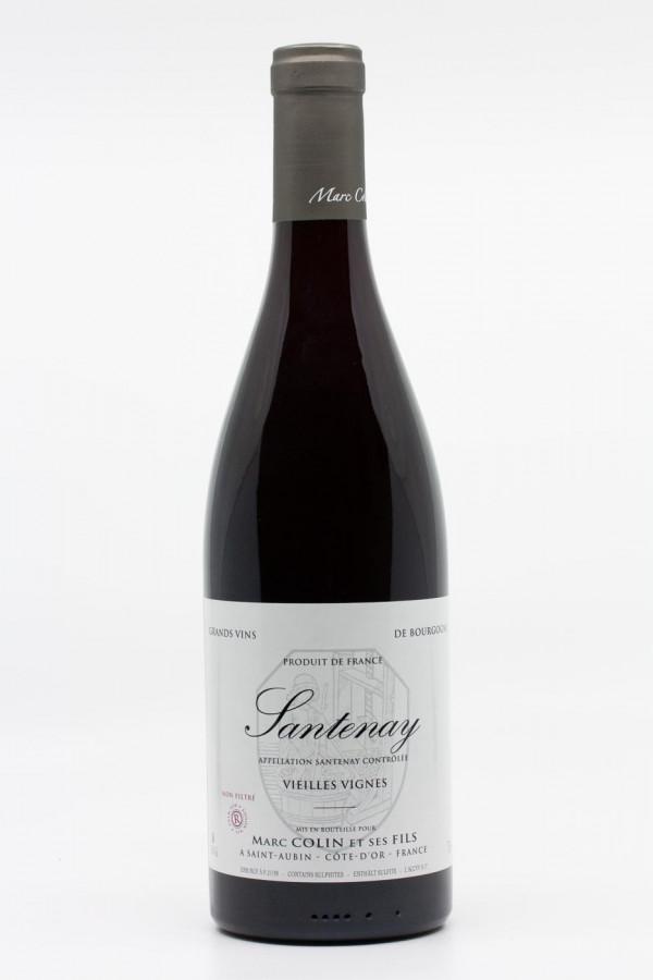 Marc Colin - Santenay Vielles Vignes 2018