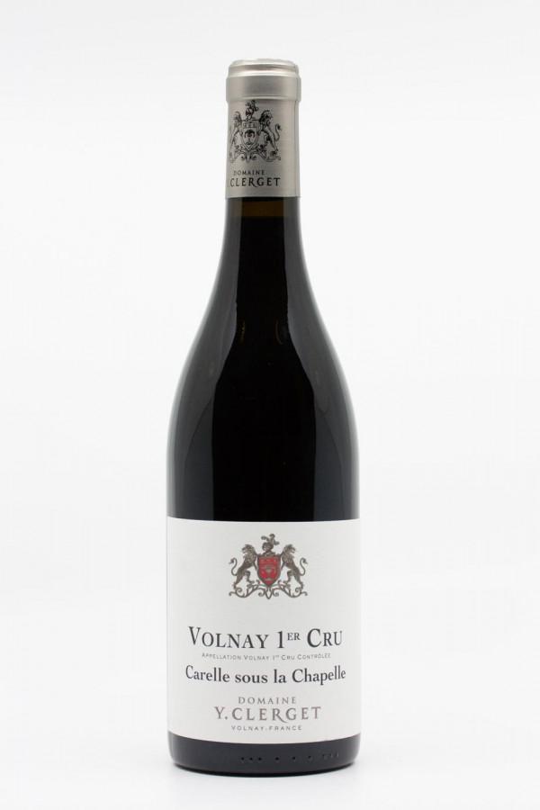 Y. Clerget - Volnay 1er Cru Carelle Sous La Chapelle 2019