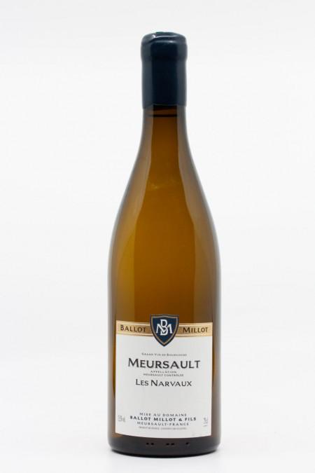 Ballot Millot - Meursault Narvaux 2017