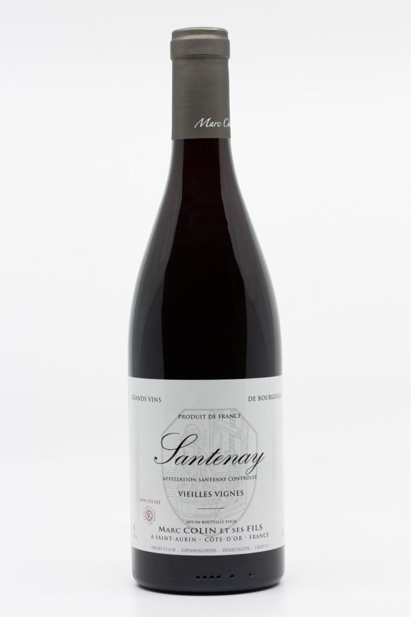 Marc Colin - Santenay Vielles Vignes 2019