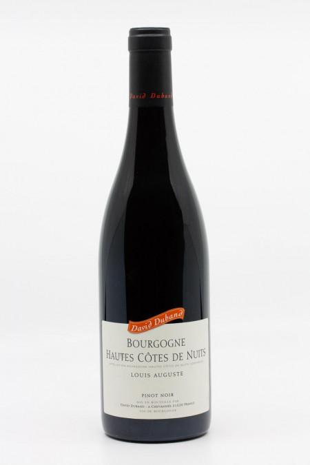 David Duband - Bourgogne Hautes Côtes de Nuits Louis Auguste 2018