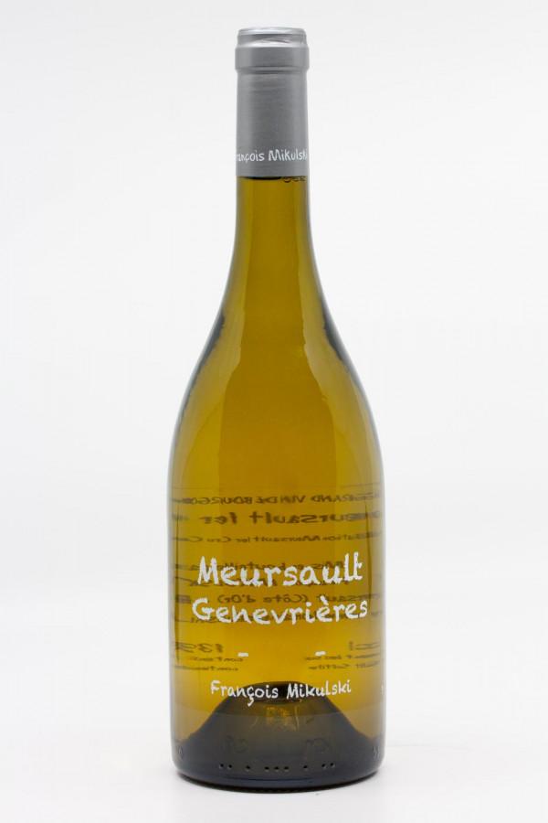 François Mikulski - Meursault 1er cru Génevrières 2019
