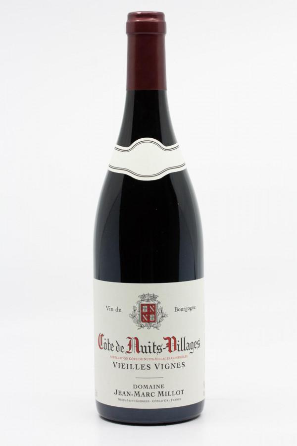 Jean Marc Millot - Côtes de Nuits Villages Vielles Vignes 2019