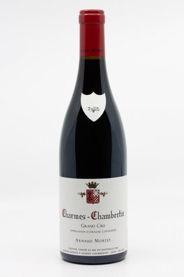 Arnaud Mortet - Charmes Chambertin Grand Cru 2018