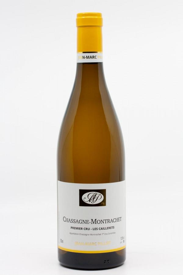 Jean Marc Pillot - Chassagne Montrachet 1er Cru Caillerets 2018