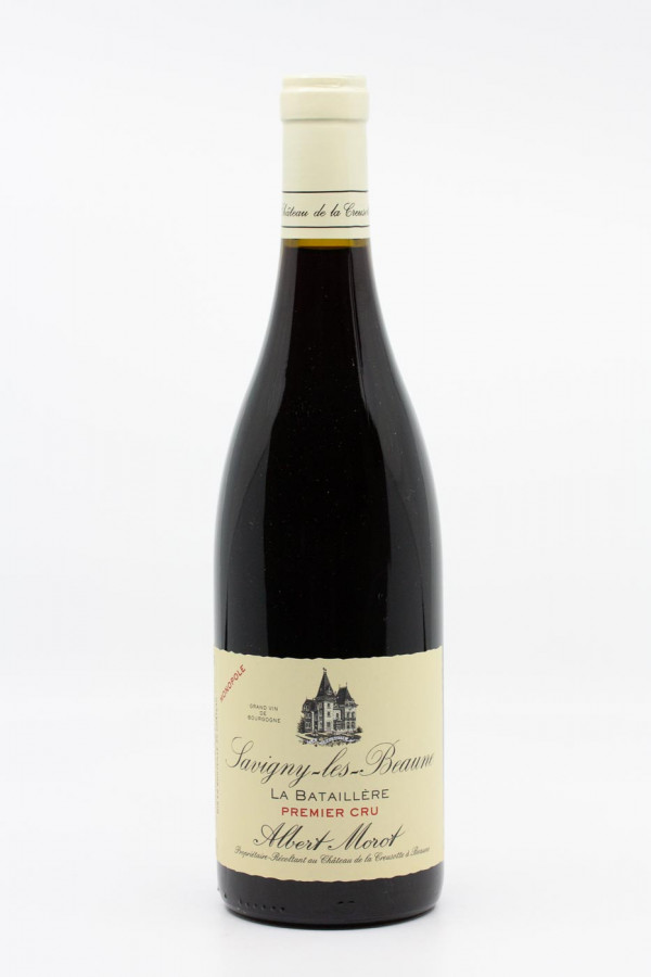 Albert Morot - Savigny-Lès-Beaune 1er Cru La Bataillère 2019