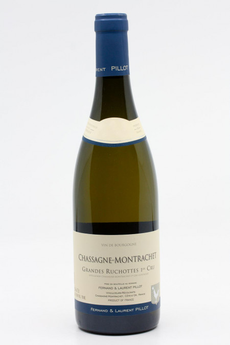 Fernand & Laurent Pillot - Chassagne Montrachet 1er Cru Grandes Ruchottes 2017