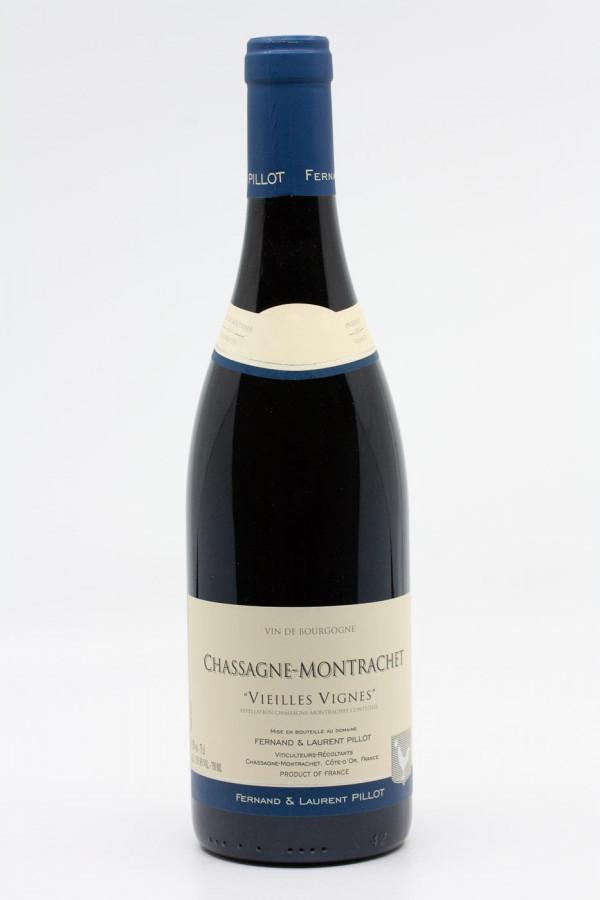 Fernand & Laurent Pillot - Chassagne Montrachet Vielles Vignes 2018