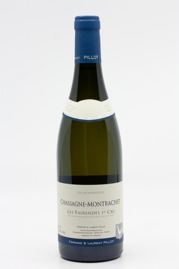 Fernand & Laurent Pillot - Chassagne Montrachet 1er Cru Les Fairendes 2015
