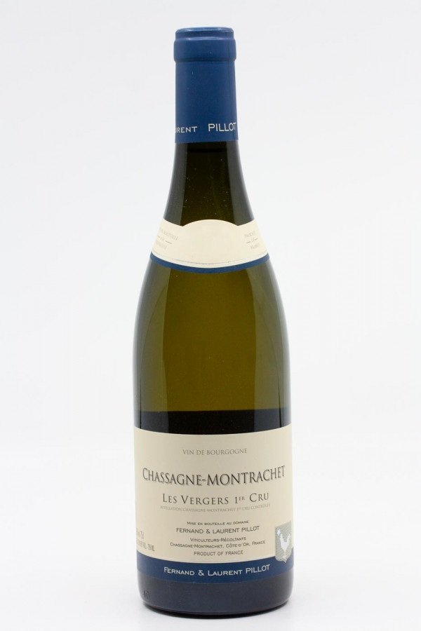 Fernand & Laurent Pillot - Chassagne Montrachet 1er Cru Les Vergers 2017