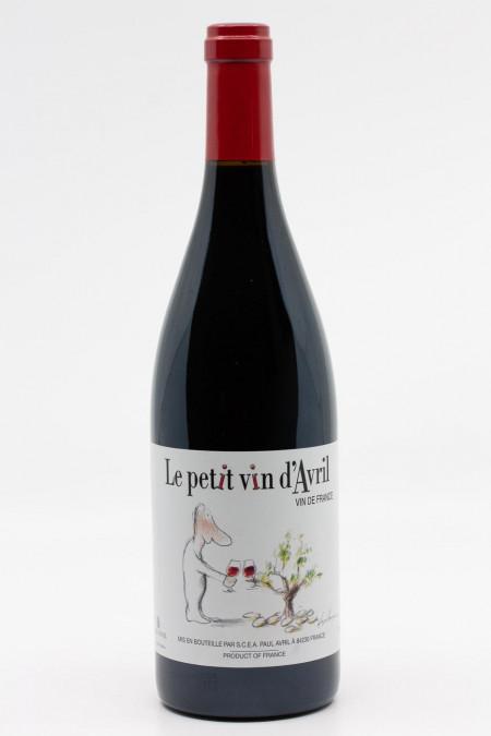 Clos des Papes - P.Avril - Petit Vin d'Avril Rouge NV