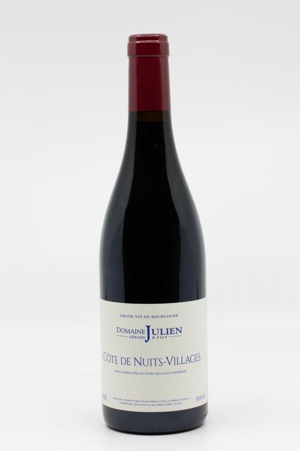 Julien Gerard & Fils - Côtes de Nuits Village 2018