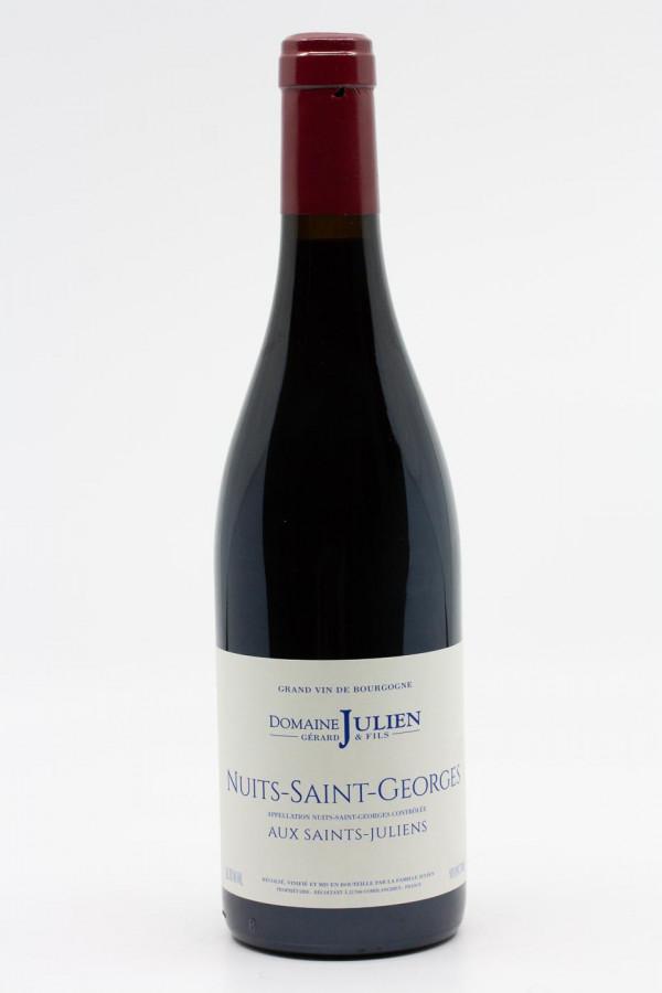 Julien Gerard & Fils - Nuits Saint Georges Aux Saint Juliens 2018
