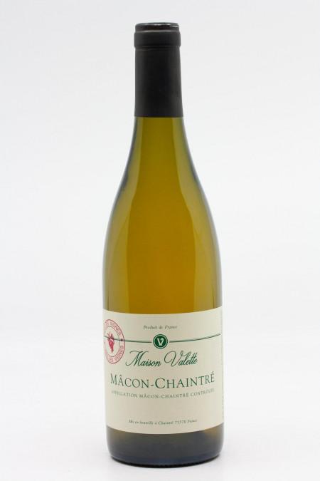 Maison Valette - Mâcon Chaintre Vielles Vignes 2015
