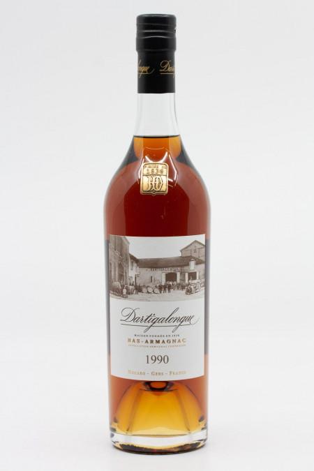 Dartigalongue - Bas-Armagnac 1990