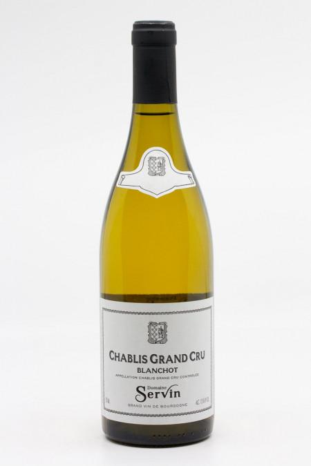 Servin - Chablis Grand Cru Blanchot 2017