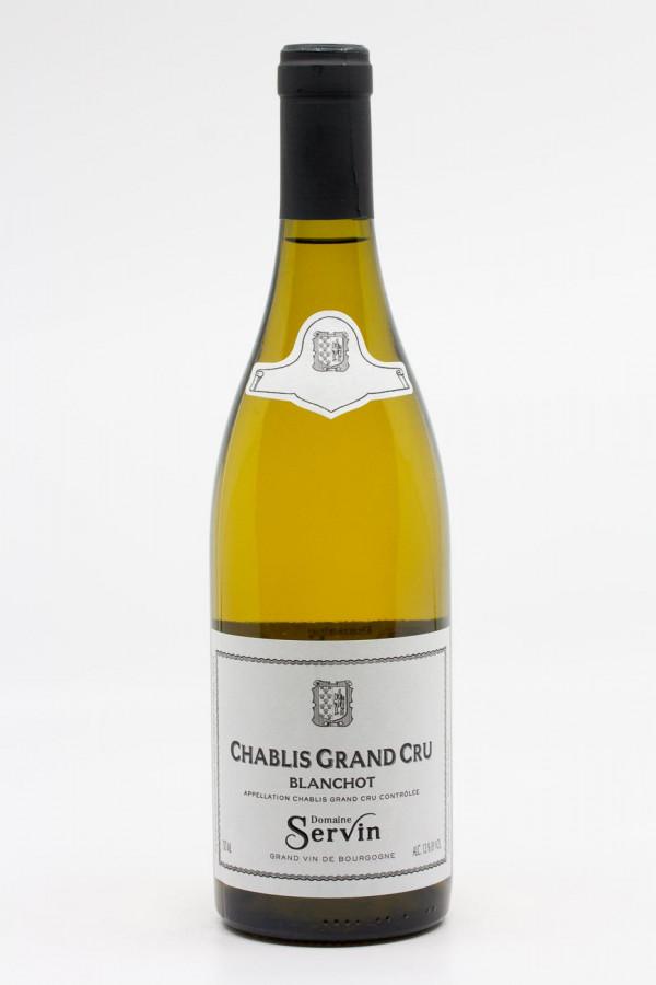 Servin - Chablis Grand Cru Blanchot 2018