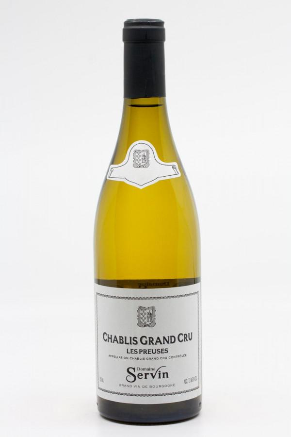 Servin - Chablis Grand Cru Preuses 2019
