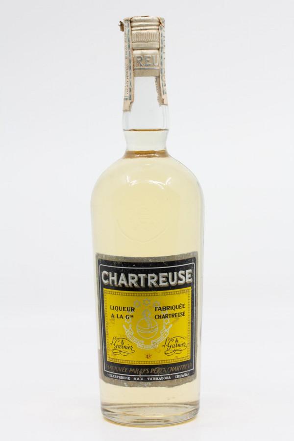 Chartreuse - Tarragone Jaune - La Faviola - Période 1966-1973