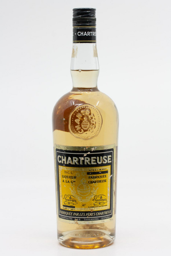 Chartreuse - Tarragone Période Jaune 1985-1989